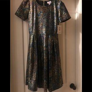 Lularoe Amelia dress. New with tags! Small